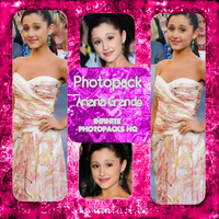 Photopack 003 Ariana Grande by MarceGrachulienta