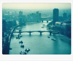 London: Thames by TheChuChuGirLs