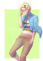 Yoosung by BleleimoN