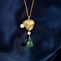 Mrs. Coulter Pendant by Valethia