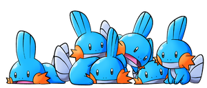 MUDKIPS by rooteh