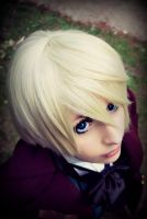 Alois Trancy by CruxisCosplay