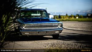 blue 65 dodge coronet II by AmericanMuscle