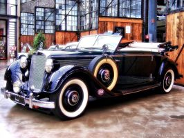Mercedes Benz 320 Cabriolet II by pingallery