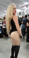 NYCC2013 Black Canary II by zer0guard