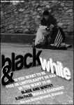 Black and White play poster by Hop3boy
