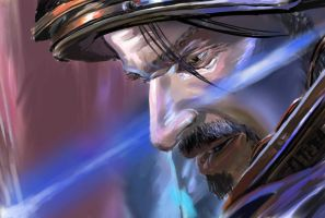 JimRaynor by YeastSoldier
