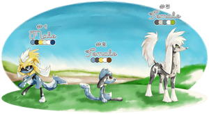 PKMNation Amaranth X Iridium [Open] by Aetherium-Aeon