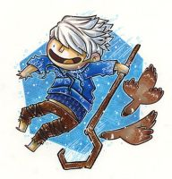 Jack Frost by SaltyMoose