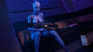 Lonely Liara 6 by Rescraft