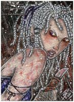 ACEO - Fanhir :: Decay Of An Old Life by Fanhir
