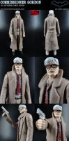 Custom Commissioner Gordon DCUC Style Figure by MintConditionStudios