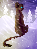 Hawkfrost by shadowthewolf71