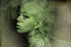 The Green Fairy by rustymermaid