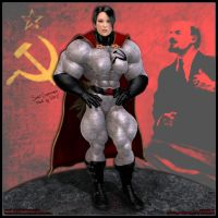Soviet Superwoman by Vatorx by Soviet-Superwoman