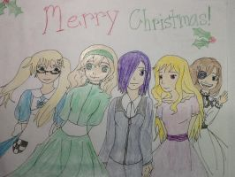 Merry Christmas 2014 by angelliyesmadirector