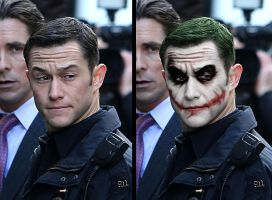 Joseph Gordon-Levitt - Joker 2 by callmemilo