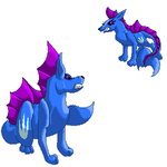 Neptune Sprites by Brookreed