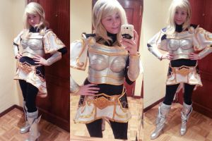 Preview Lux - League of Legends by NunnallyLol