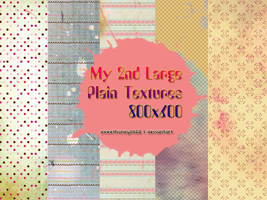 My 2nd set of Plain Textures by sweethoney0822