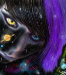 The Cosmos and I by Ravers-Disease