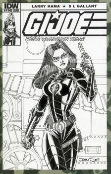 The Baroness, Covered by JohnJett