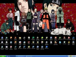 Naruto Desktop. by MyEndOfHeartache