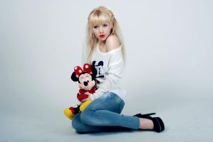 Mickey Mouse 3 by VikkyCrystal