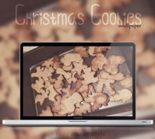 Christmas Cookies Wall by DeserveWhatYouDream