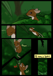 Dotty Dor and the Great Max-Beast (Intro) - pg 1 by Snow-ish