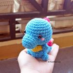 Recently relisted: Totodile by NVkatherine