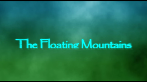 The Floating Mountains by Cosmicmoonshine