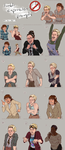 Ghostbusters Prompts Compilation by Aiyana-Kopa