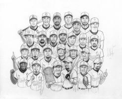 cards team pic: phase two by grantshorterart