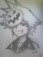 Halloween Town Sora (Kingdom Hearts) by Yuma76