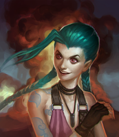 jinx by Plainandplain