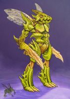 Scyther by kanos07