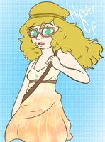 Maybe AU Hipster by Ask-CompactPrincess