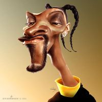 snoop dogg by AnthonyGeoffroy