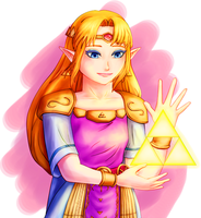 --Wish Upon a Triforce-- by haydenmaye