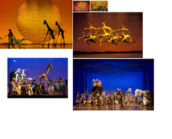 The Wild World of the Lion King on Broadway by Gojirafan1994