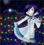 First Snow . Alys by LunaLenCreations