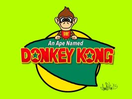 An Ape Named Donkey Kong by TheIransonic