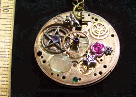 Tic Toc Jewels Steampunk by mymysticgems