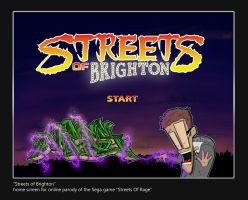 streets of brighton by pagR