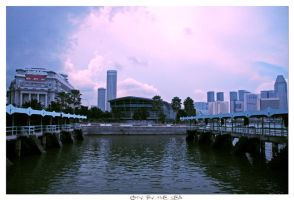 City By The Sea by LethalVirus