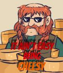 tH- it ain't easy bein' cheesay by ForgetMorals