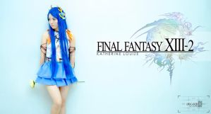 FINAL FANTASY XIII-2 ~ Paddra Nsu -Yeul by kyashii4