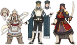 Character Designs by Anonymous-Nerdling