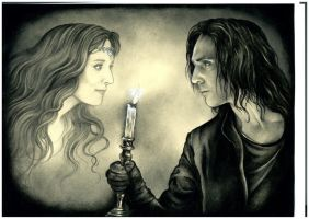 Annika and Tom by ebe-kastein